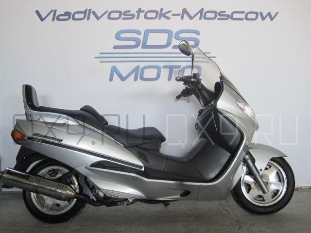 Скутер Suzuki Skywave 400 1999 с пробегом (б/у) во