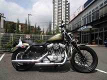 мотоцикл HARLEY-DAVIDSON XL883L SUPERLOW