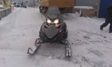 снегоход POLARIS WIDETRAK IQ 600