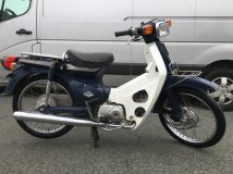 мопед HONDA SUPER CUB 50 12V CUSTOM C50-0535215