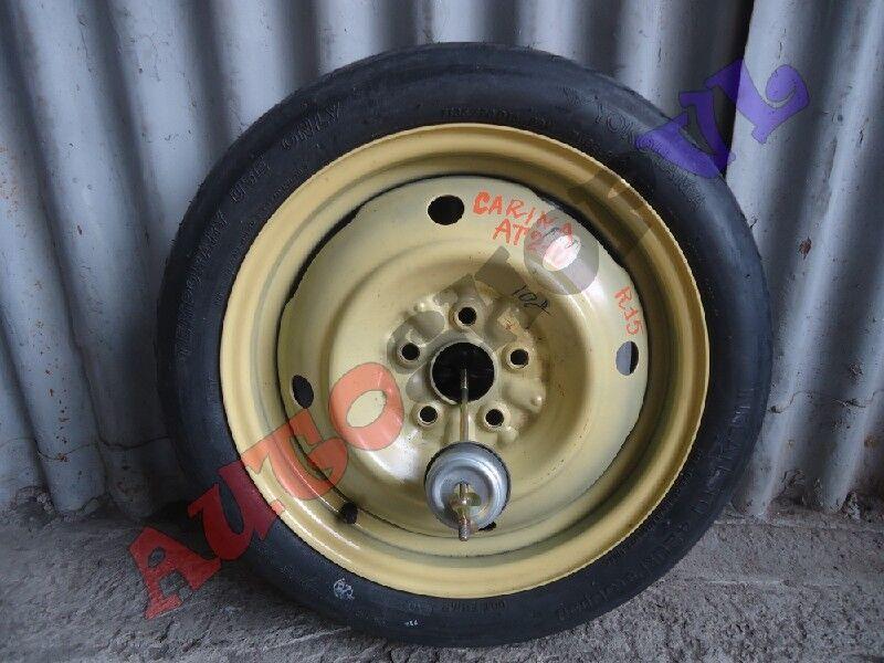 Запасное колесо (запаска банан) YOKOHAMA T135/70 R15