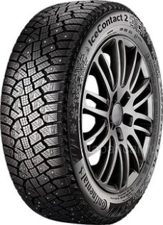 Зимние шины Continental Contiicecontact 2 235/45 17 дюймов новые в Екатеринбурге