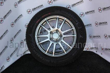 Всесезонные шины Michelin X-ice 215/60 16 дюймов б/у в Кемерово