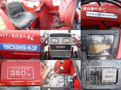 Трактор колесный SHIBAURA SD2643 2011 года во Владивостоке