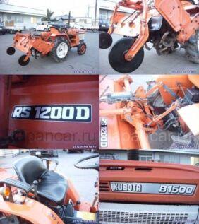 Трактор колесный KUBOTA B1500 2009 года во Владивостоке