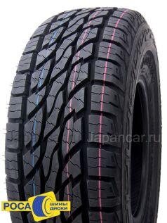 Летниe шины Toledo Tl6000 a/t 225/70 16 дюймов новые во Владивостоке