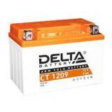 Аккумулятор СТ1209 МТ12-9 YTX9-BS 9 а/ч 150х86х108 св кисл герм Delta