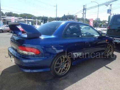 Subaru Impreza WRX 1999 года в Японии