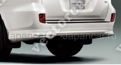 Губа на Toyota Land Cruiser во Владивостоке