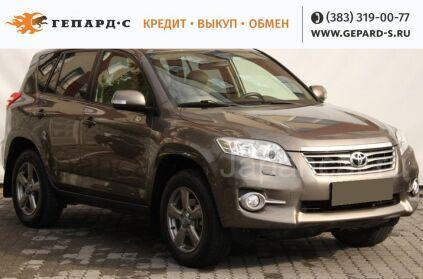 Toyota RAV4 2016 года в Новосибирске