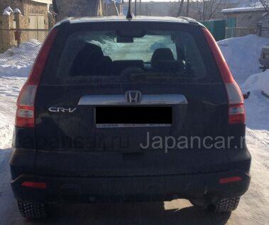 Honda CR-V 2009 года в Новосибирске