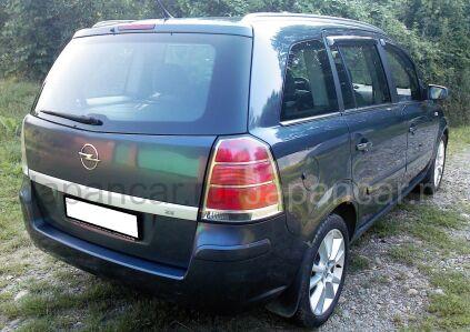 Opel Zafira 2007 года в Новосибирске