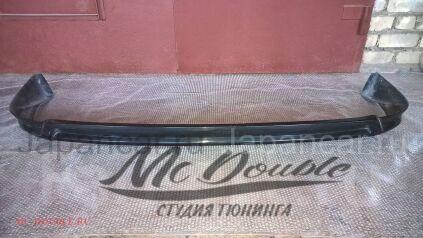 Накладки на задний бампер на Nissan Patrol во Владивостоке