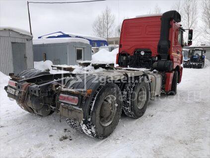 Седельный тягач КАМАЗ 65806 2018 года в Казани