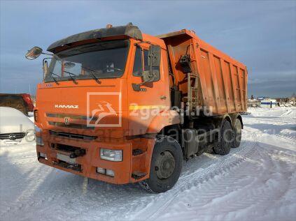 Грузовик КАМАЗ 6520 2019 года в Екатеринбурге