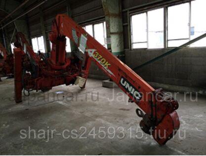 Манипулятор Unic Crane URA 374 H в Екатеринбурге