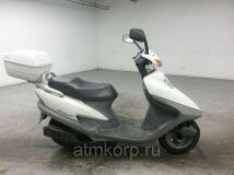 скутер HONDA SPACY 125