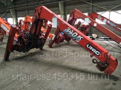 Манипулятор Unic Crane UR 343 в Екатеринбурге