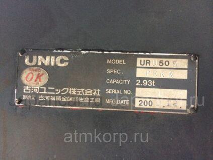 Кран-манипулятор Unic Crane URU 505 в Екатеринбурге