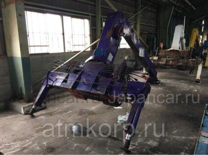 Кран-манипулятор Unic Crane UR45V в Екатеринбурге