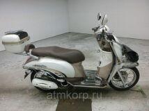 скутер HONDA SCOOPY-I 110 купить по цене 155860 р. в Москве