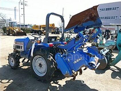 Трактор колесный ISEKI THS18-UKXZ TRACTOR HEAD 2003 года во Владивостоке