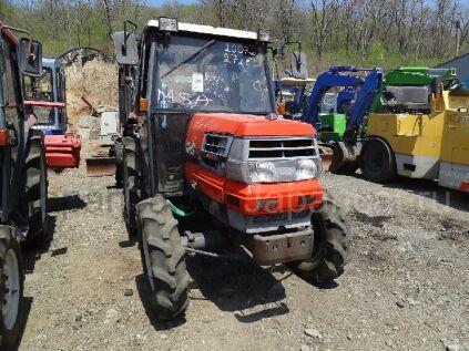 Трактор колесный Kubota GL27 2007 года во Владивостоке