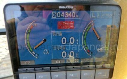 Экскаватор карьерный KOMATSU PC200-8N1 2008 года во Владивостоке