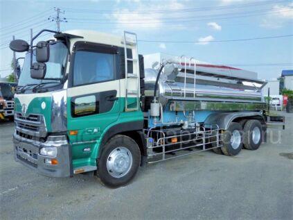 Цистерна UD TRUCKS QUON 2008 года во Владивостоке