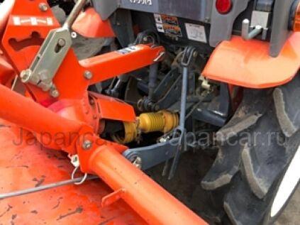 Трактор колесный Kubota GB160 2009 года во Владивостоке