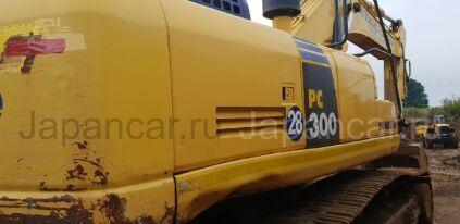 Экскаватор KOMATSU PC300 LC-8 2014 года во Владивостоке