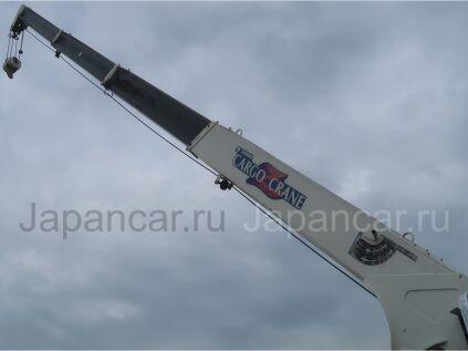 Бортовой+кран HINO RANGER 2004 года во Владивостоке