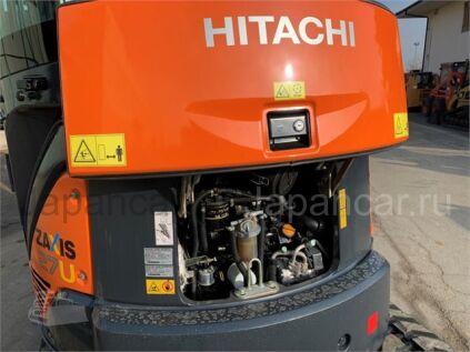 Экскаватор мини HITACHI ZX27U 2017 года во Владивостоке