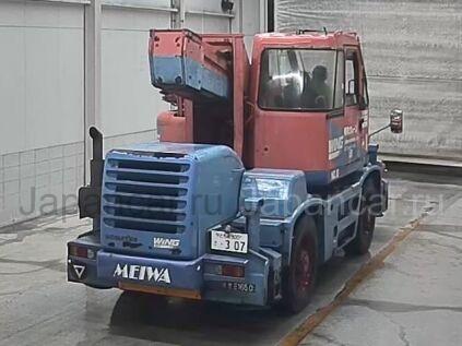 Кран KOMATSU L004 1996 года во Владивостоке