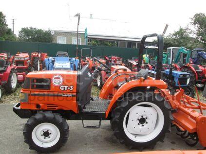 Трактор колесный Kubota GT3D 2005 года в Абакане