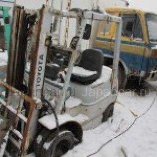 Погрузчик TOYOTA 6FGL15 6FGL18-17230 1996 года в Красноярске
