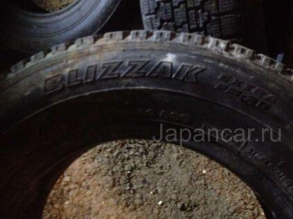 Зимние шины Bridgestone Blizzak 195/65 14 дюймов б/у во Владивостоке