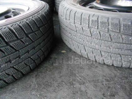 Зимние шины Dunlop Null 185/65 14 дюймов б/у в Уссурийске