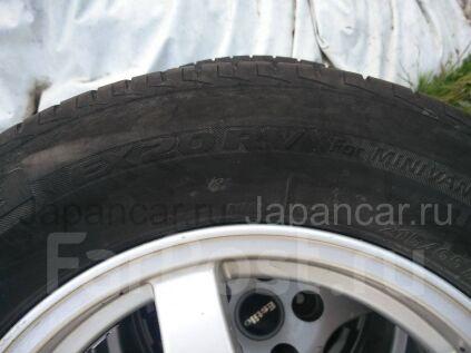 Летниe шины Bridgestone Ecopia ex20rv 215/65 16 дюймов б/у во Владивостоке