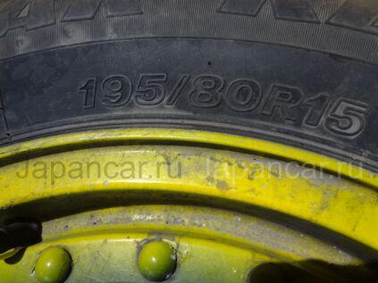 Всесезонные колеса Bridgestone Blizzak w969 195/80 15 дюймов Japan б/у в Артеме