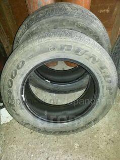 Летниe шины Dunlop 235/65 17 дюймов б/у в Томске