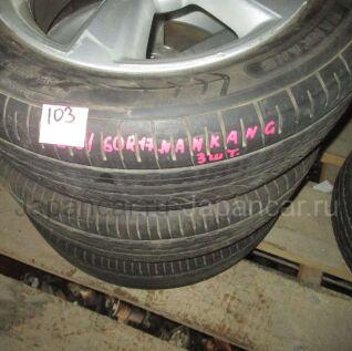 Всесезонные шины Hankang As/1 215/60 17 дюймов б/у в Новосибирске