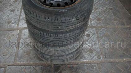 Летниe шины Dunlop Null 185/70 14 дюймов б/у в Хабаровске