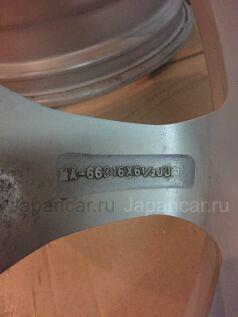 Диски 16 дюймов ширина 6.5 дюймов вылет 53 мм. б/у во Владивостоке