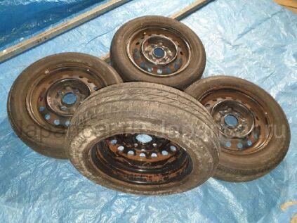 Летниe колеса Bridgestone Nextry 165/70 14 дюймов Null б/у в Барнауле