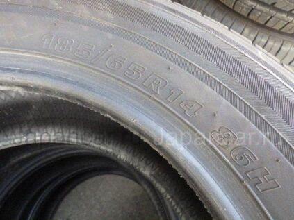 Летниe шины Kumho solus kh17 185/65 14 дюймов б/у во Владивостоке