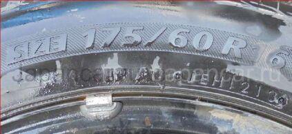 Летниe колеса Bridgestone Nextry 175/60 16 дюймов б/у в Хабаровске