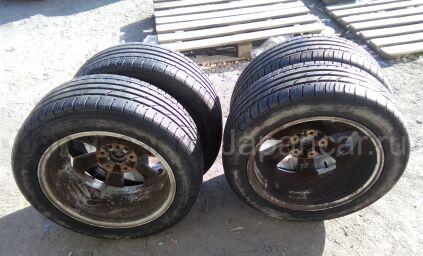 Летниe колеса Falken ziex Ze914 225/50 17 дюймов Nissan б/у в Челябинске