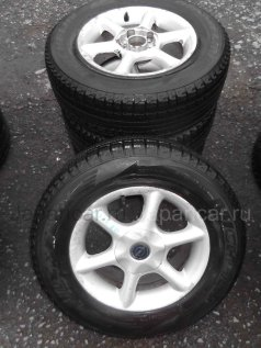Всесезонные колеса Michelin Studless 205/70 15 дюймов Japan б/у в Новосибирске
