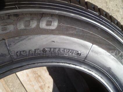 Летниe шины Bridgestone R600 185/80 14 дюймов б/у в Новосибирске